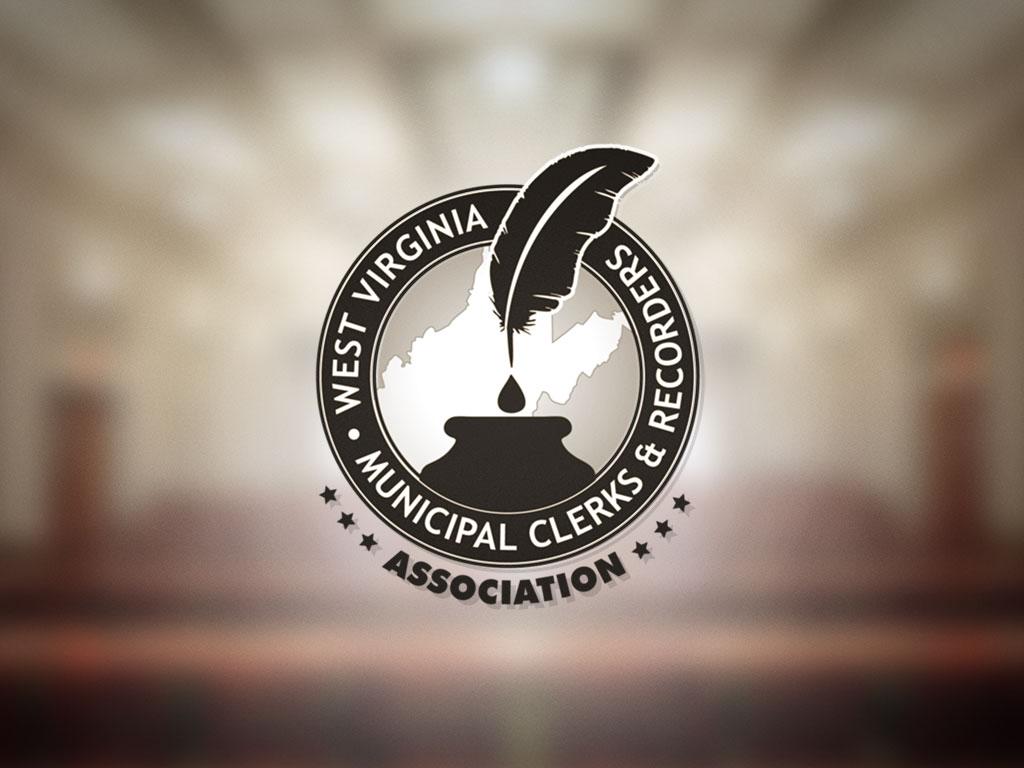 Logo Design   West Virginia Municipal Clerks & Recorders Association