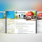 Web Design | South Health District (2010)